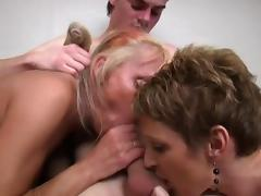 foursome at the restaurant