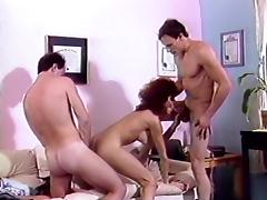 Cara Lott, Krista Lane, Sharon Mitchell in classic sex clip
