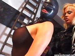 Lovely porn sweetheart gets banged in naughty fetish scene