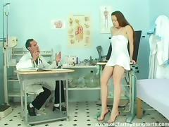 Doctor, Amateur, Blowjob, Close Up, Couple, Doctor