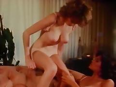 Cris Cassidy, Mimi Morgan, David Morris in vintage xxx video