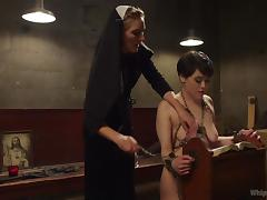 Bondage, Bondage, Nun, Sex, Chained