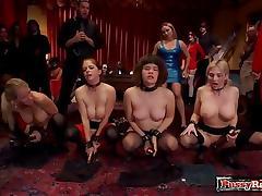 Bondage, Bondage, Bound, Fetish, Group, Mature