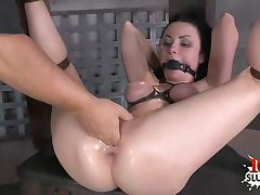 Sexy wife first anal fuck
