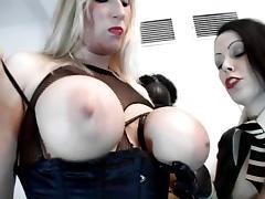 Bondage - Big Tied Tits.