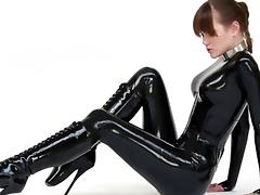 Boots, Boots, Friend, Heels, Latex, Shoes