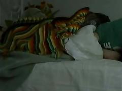 Teen gf blowing her shy boyfriend