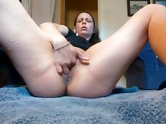 Pussy Nectar Squirting!