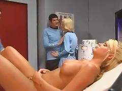 Sex Trek -Fuck me