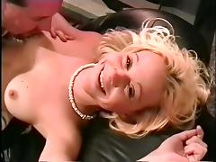 Retro flick of amateurs eating pussy, sucking cock and fucking tube porn video