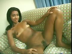 Black, Amateur, Babe, Black, Ebony, Fingering
