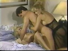 Cheri Taylor & Britt Morgan threesome with Jon Dough