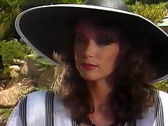 Amber Lynn, Tracey Adams, Herschel Savage in vintage sex video