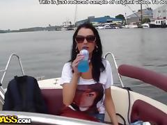 Boat, Amateur, Blowjob, Boat, Couple, Friend