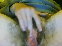 hairy pussy girlfriend masturbating 2