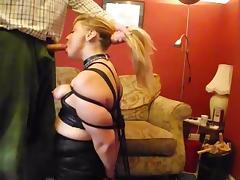 Bound, BDSM, Blowjob, Bondage, Bound, Sucking