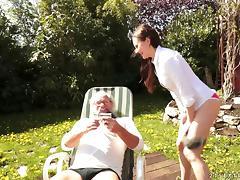 Ass Licking, Ass, Ass Licking, Fetish, Fingering, Grandpa