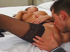 Mom and Boy, Big Tits, Brunette, Hardcore, Mature, MILF