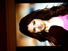 Cum tribute to Selena Gomez 3 tube porn video