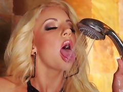 Golden Blonde with Nicolette Shea tube porn video