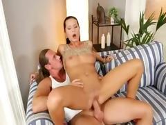 Big Tits, Big Tits, Blowjob, Massage, Teen, Masseuse