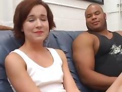 Interracial, Hardcore, Interracial, Slut, Small Tits