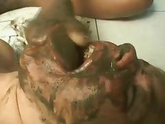 Licking Dirty Feet