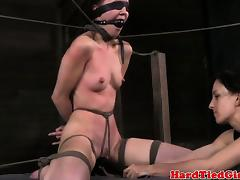 BDSM kitten roleplay with tt nt session