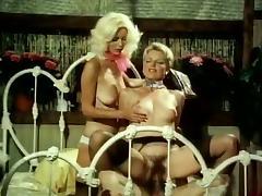 Juliet Anderson, John Holmes, Jamie Gillis in classic fuck clip
