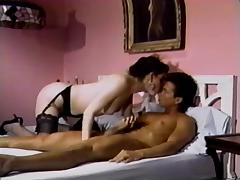 SH Retro Pornstar Siobhan Hunter Suck And Ride Peter North