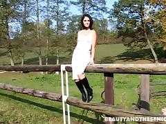 Country videos. Lewd chicks from any country actually dream about being wildly banged