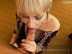 Choking, Anal, Big Tits, Blonde, Blowjob, Boobs