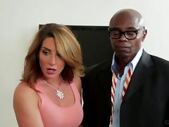 Mom and Boy, Big Cock, Black, Blowjob, Couple, Cowgirl