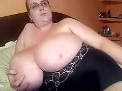 bbw monster titz & mega clit porn tube video