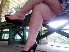 Bbw in heels