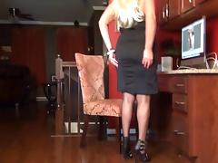 Fishnet Fantasy tube porn video