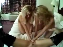 milf gets 4 hands in pussy hardcore