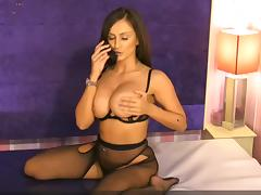 TV Phone Sex - With Audio tube porn video