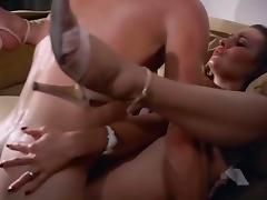 Samantha Fox, Vanessa del Rio, Arcadia Lake in classic xxx movie porn tube video