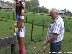 Taboo, Country, Couple, Doggystyle, Farm, Fucking