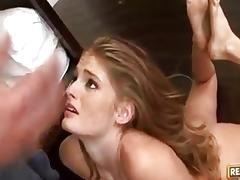 Faye is a flexible babe porn tube video