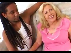 Bunny, Bunny, Interracial, Mature, Mom, Mother