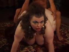 Look into the Camera #51 Mature German BBW tube porn video