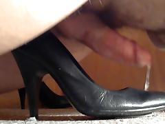 ALDO Stilettos Pumped Full of Cum