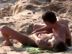 Wild Beach porn tube video