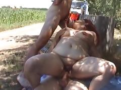 Fattie group sex
