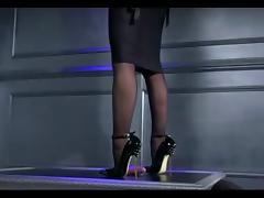 BDSM, BDSM, Boots, Femdom, Heels, Nylon