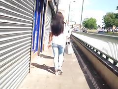 Nice short clip polish girl
