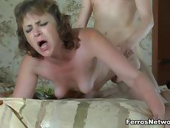 GuysForMatures Movie: Emilia B and Rolf tube porn video