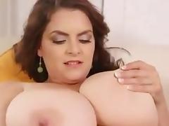 Big Tits, Big Tits, Masturbation, POV, Softcore
